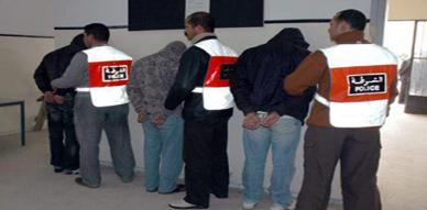 تفكيك عصابة بالصويرة قامت بـ28 عملية سرقة