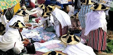 الأسواق الأسبوعية النسائية بالريف موروث ثقافي محلي يتعين تثمينه