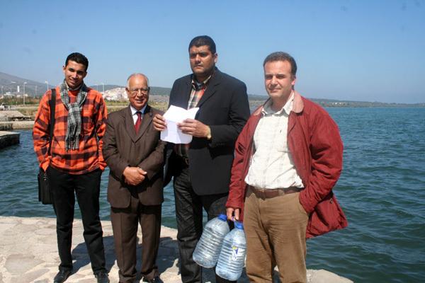 باحث ناضوري ينجح في تحلية مياه البحر عن طريق معادن متواجدة بكثرة في المناطق الشرقية