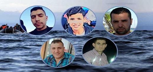 مستجدات مثيرة حول لغز اختفاء 8 شبان من الناظور.. أنباء عن اعتقالهم بين حدود الجزائر وتونس