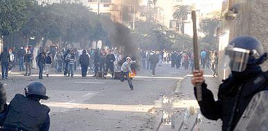 إدانة شخصين بعشرة أشهر نافذة على خلفية أحداث بني بوعياش