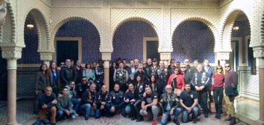 جمعية تيزة تنظم رحلة سياحية بالناظور لفائدة أمنيين بمليلية