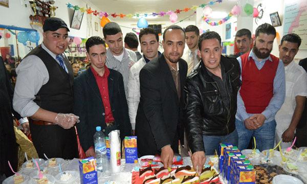جمعية للكراطي بالعروي تكرم ابطالها في حفل بهيج
