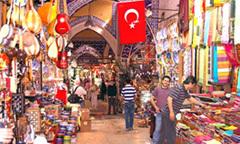 بضائع تركيا تغزو أسواق المغرب