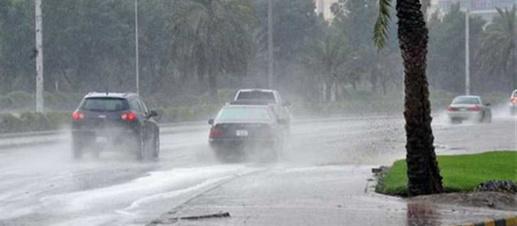 أمطار قوية بالناظور والعديد من المدن وثلوج من الاثنين إلى الأربعاء