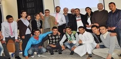 تلاميذ ثانوية حسان بن ثابت بزايو يقدمون عرضا حول الأفلام التي تنتجها هوليود ضد المسلمين