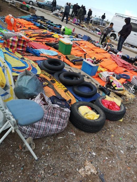 اعتقال شخص ببني انصار يبيع وسائل وتجهيزات تستعمل في الهجرة السرية