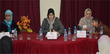 جمعية بسمة للثقافة والتنمية الاجتماعية تحتضن ندوة تحت عنوان تربية الأبناء على حب الله والوطن