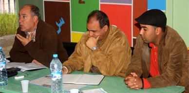 فرع النقابة الوطنية للتعليم بسلوان يعقد مجلسه المحلي