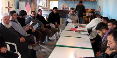جمعية الخير للتنمية والأعمال الاجتماعية بدوار الزاوية ببوعرك تجدد مكتبها المسير