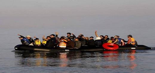 داخلية إسبانيا: تراجع عدد المهاجرين غير الشرعيين إلى اسبانيا بنسبة 55 بالمائة