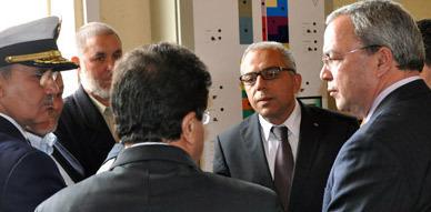 الوزير المكلف بالمغاربة المقيمين بالخارج وعامل إقليم الناظور في زيارة إلى ضيعة فلاحية نموذجية لمستثمر مغربي مقيم بهولندا
