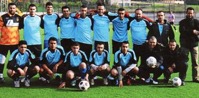 الفدرالية الإسلامية بمايوركا تنظم دوريا في كرة القدم
