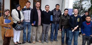 انعقاد الجمع العام التأسيسي لفرع جمعية ملتقى الشباب للتنمية بالناظور