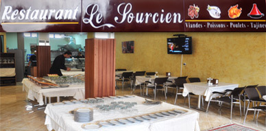 """افتتاح مطعم """"le sourcien"""" بالناظور بأثمنة مناسبة وجودة الخدمات"""