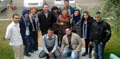 جمعية المنار للتنمية والثقافة في زيارة خيرية للأطفال المتخلى عنهم بمستشفى الحسني