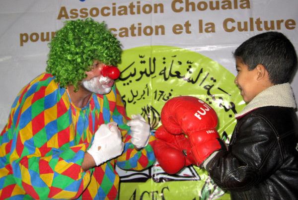 جمعية الأمل للمعاقين بأزغنغان تختم برنامجها الاحتفالي باليوم الوطني للمعاق