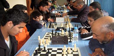 مدينة أزغنغان تحتضن الدوري الأول في الشطرنج السريع