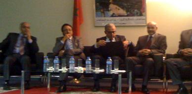 نجاح وزير الجالية المغربي في كسب ثقة المهاجرين خلال لقاء تواصلي معهم ببروكسيل