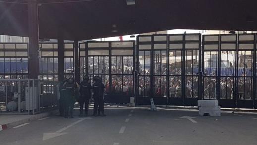 السلطات الاسبانية تسارع الزمن لتحديد هوية الممنوعين من دخول مليلية قبل حلول السنة الجديدة