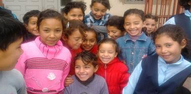 جمعية مبادرة بزايو تنجز مشروعا بمدرسة الصفصاف