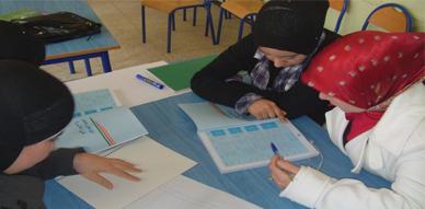 جمعية شباب الريف بزايو تنظم دورة تكوينية لمكونات محو الأمية