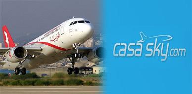 """شركة """"Casa Sky"""" تعطي انطلاقة أول رحلة جوية من الناظور نحو مايوركا"""
