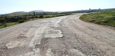 طريق راس الماء زايو.. تدهور كبير في ظل غياب تدخل المسؤولين