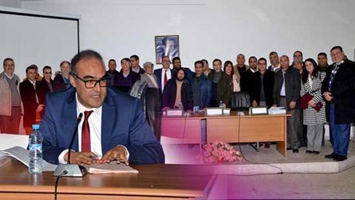 ابن الناظور محسن أفطيط ينال دكتوراه حول الثقافة في برامج الأحزاب السياسية