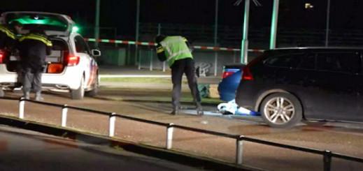 """هولندا.. العصابات """"تصفّي"""" مهاجرا مغربيا وتطلق عليه النار أمام أنظار زوجته وإبنه"""