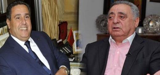 """زيان يطالب بالتحقيق مع أخنوش بتهمتي """"إهانة الشعب المغربي"""" والتحريض على العنف"""