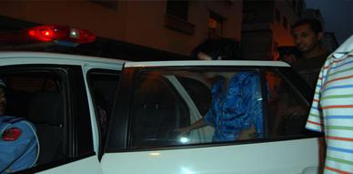 """شرطة الناظور تكثف من حملاتها الأمنية وتعتقل مجموعة من """"بائعات الهوى"""""""