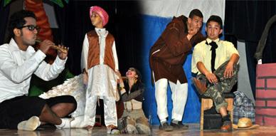 تواصل فعاليات المهرجان الدولي لمسرح الطفل بعرض مسرحيات لفرق من المغرب والسعودية