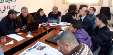 جمعية الأوراش المغربية للشباب تنظم أياما تكوينية ربيعية