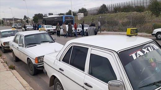 هل سترضخ السلطات لضغوط لوبي سيارات الأجرة بالناظور؟