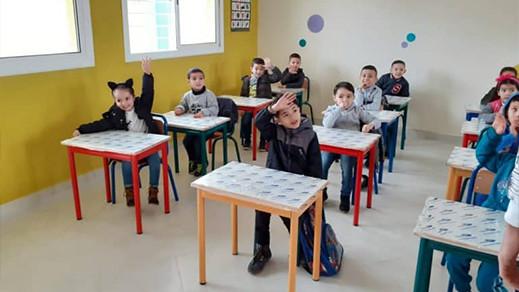 جمعية الشعلة ببن الطيب تفتح جناح للتعليم الأولي بمدرسة الأميرة لالة خديجة