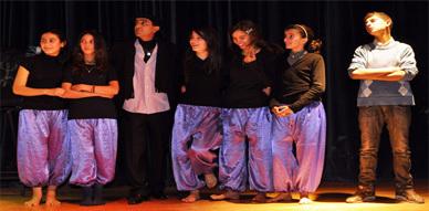 فضاء أبوليوس للمسرح بالـنـاظور يشارك في الدورة الثالثة للمهرجان الدولي لمسرح الطفل بالحسيمة