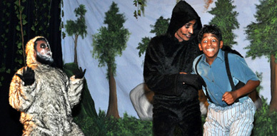 عروض من المغرب والعراق وسلطنة عمان عشية اختتام فعاليات المهرجان الدولي لمسرح الطفل بالناظور
