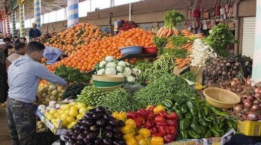 الحسيمة من أكثر المدن التي عرفت ارتفاعا في أسعار المواد الغذائية في يونيو الماضي