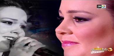 ممثلة الناظور كوثر براني تسرق الأضواء بأدائها في استوديو دوزيم وتتأهل إلى نصف النهاية