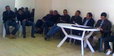 انعقاد الجمع العام التأسيسي لجمعية التضامن للتنمية والتنشيط الاجتماعي والثقافي بالناظور