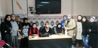 تأسيس جمعية  النساء الحركيات بزايو