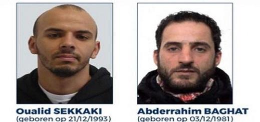 """شقيق """"ملك الهروب"""" المغربي السكاكي يهرب من سجن """"تورنهاوت"""" البلجيكي بطريقة هوليودية"""