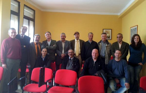 الاتحاد المغربي للشغل بالناظور والدريوش في لقاء تواصلي مع نقابات بالأندلس