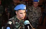 عقيد مغربي يترأس فريق مراقبين أمميين مبعوث الى دمشق