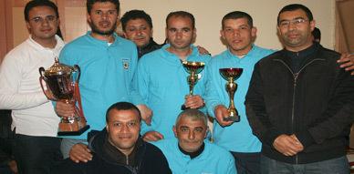 جمعية لوطاء للكرة الحديدية بالعروي تنظم الدوري السنوي وتفوز بنسخته