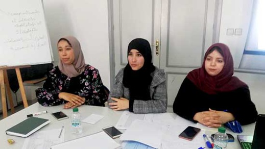 جمعية ايمن للتوحد بالناظور تقيم عمل مربياتها خلال السنة في مائدة مستديرة