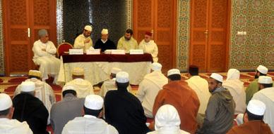 المجلس العلمي لإقليم الناظور في لقاء تواصلي مع أئمة وفقهاء سلوان وبوعرك