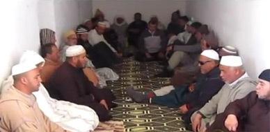 الزاوية الزيزاوية تحيي موسم وليها الصالح سيدي عمار بن احمد بدار الكبداني