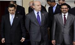 العثماني في باريس لمناقشة الوضع بسوريا